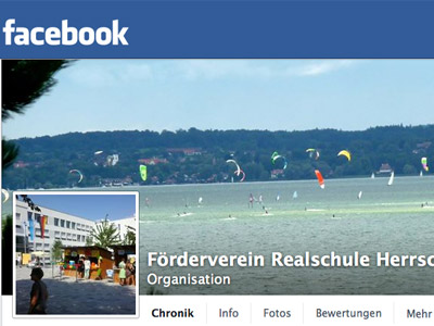 facebook Förderverein Realschule Herrsching